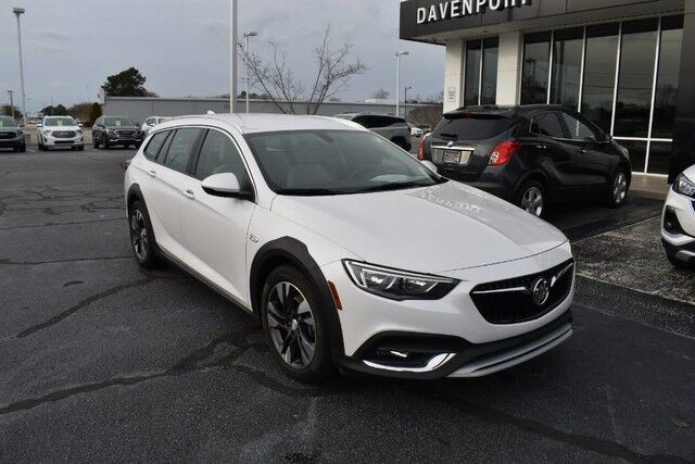 2018 Buick Regal TourX 5dr Wgn Preferred AWD Rocky Mount NC