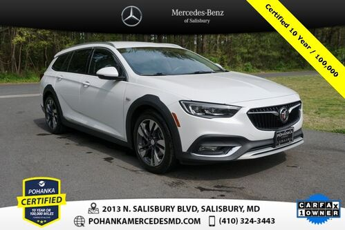 2018_Buick_Regal TourX_Essence AWD ** Pohanka Certified 10 year / 100,000 **_ Salisbury MD