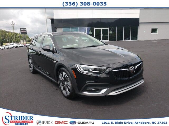 2018 Buick Regal TourX Essence Asheboro NC