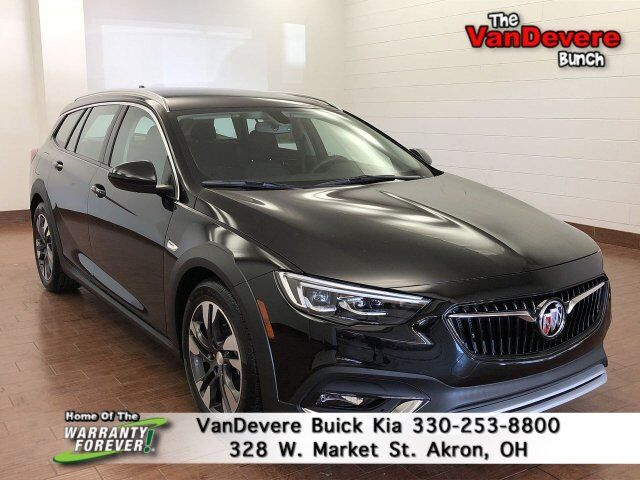 2018 Buick Regal TourX Preferred Akron OH