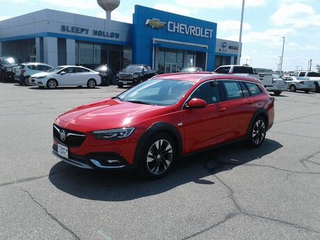 2018 Buick Regal TourX Preferred Viroqua WI