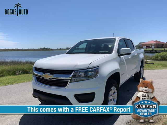 2018 CHEVROLET COLORADO LT Newport NC