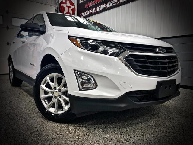 2018_CHEVROLET_EQUINOX AWD_LS_ Bridgeport WV