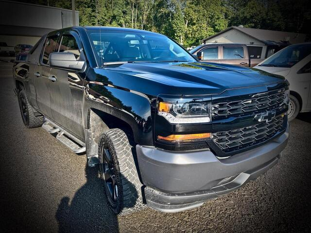 2018_CHEVROLET_SILVERADO 1500 DOUBLE CAB 4X4_SPECIAL OPS EDITION_ Bridgeport WV