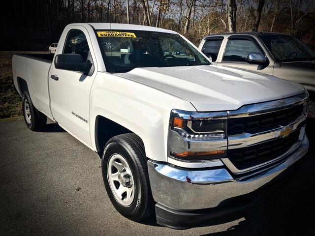 2018_CHEVROLET_SILVERADO 1500 REGULAR CAB 4X2_LS_ Bridgeport WV