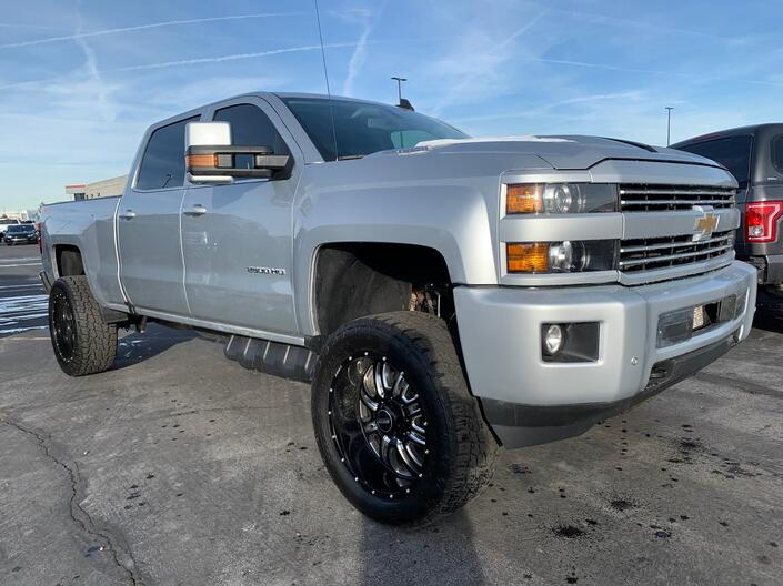 2018 CHEVY 2500  West Valley City UT