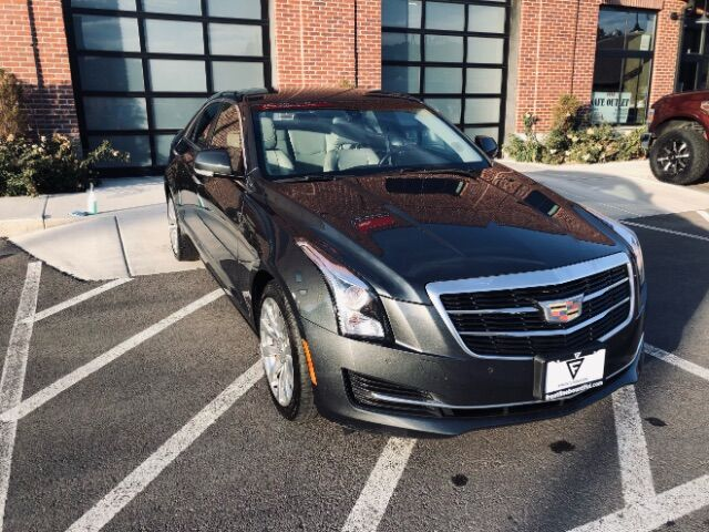 2018 Cadillac ATS 2.0L Luxury AWD Bountiful UT