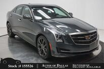 Cadillac ATS 2.0L Turbo CAM,SUNROOF,HTD STS,18IN WHLS 2018
