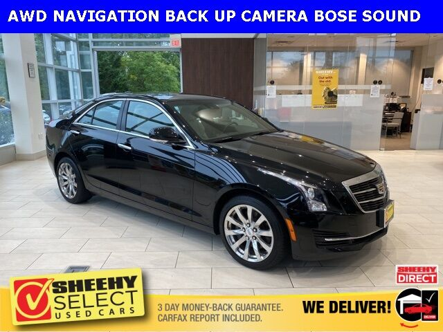 2018 Cadillac ATS 2.0L Turbo Luxury Chantilly VA