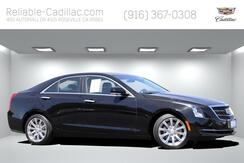 2018_Cadillac_ATS_2.0L Turbo Luxury_ Roseville CA