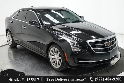 2018_Cadillac_ATS_2.0L Turbo Luxury SUNROF,HTD STS,PARK ASST_ Plano TX