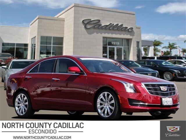 2018 Cadillac ATS 2.0L Turbo Luxury San Diego County CA