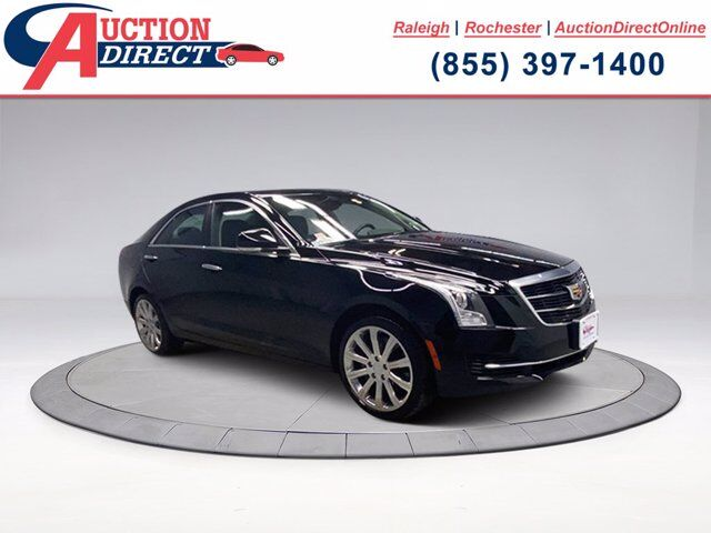 2018 Cadillac ATS 2.0L Turbo Luxury Victor NY