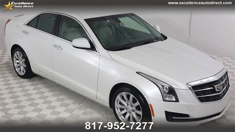 2018_Cadillac_ATS_2.0L Turbo /NAV/CAM/SUN/START/BOSE/CRUISE_ Euless TX