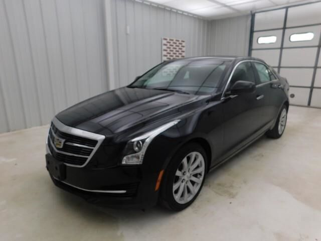 2018 Cadillac ATS Sedan 4dr Sdn 2.0L AWD Manhattan KS