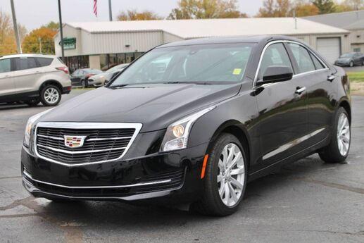 2018 Cadillac ATS Sedan AWD Fort Wayne Auburn and Kendallville IN