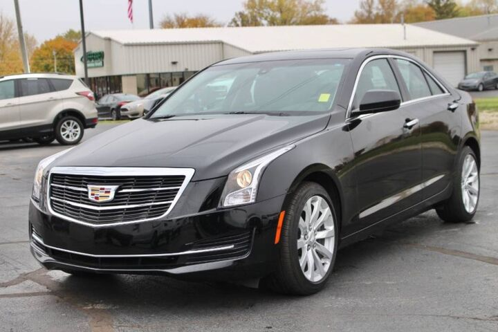 2018 Cadillac ATS Sedan AWD Fort Wayne Auburn and Kendallville IN