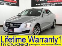 Cadillac ATS Sedan LUXURY SUNROOF NAVIGATION REAR CAMERA PARK ASSIST APPLE CARPLAY ANDROID AUT 2018
