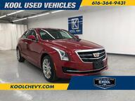 2018 Cadillac ATS Sedan Luxury AWD Grand Rapids MI