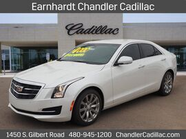 2018_Cadillac_ATS Sedan_Luxury RWD_ Phoenix AZ
