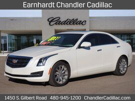 2018_Cadillac_ATS Sedan_Luxury RWD_ Phoenix AZ