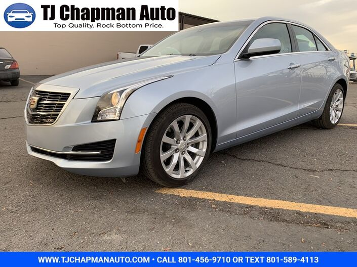 2018 Cadillac ATS Sedan RWD Salt Lake City UT