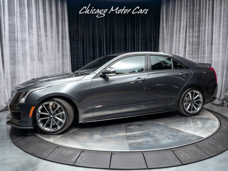 2018_Cadillac_ATS-V Sedan_**ONLY 1K MILES**_ Chicago IL