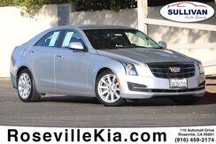 2018_Cadillac_Ats Sedan_RWD_ Roseville CA