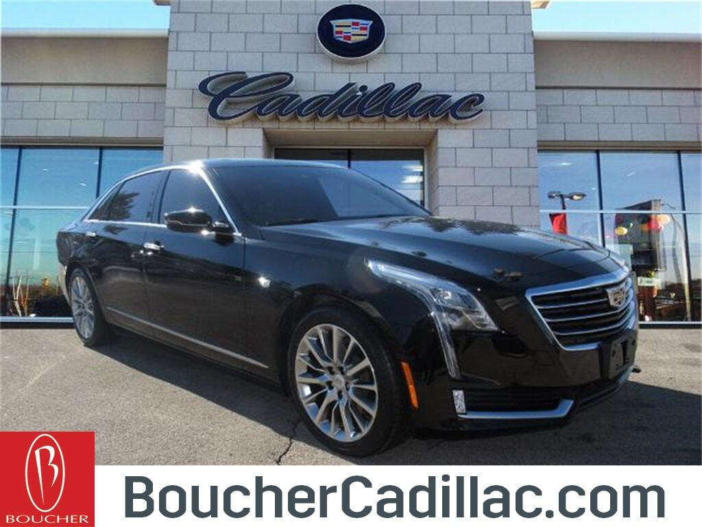 2018 Cadillac CT6 3.0L Twin Turbo Luxury Waukesha  WI