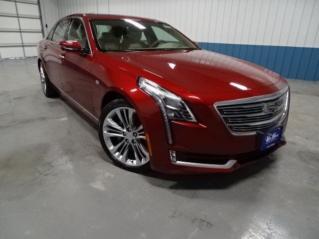 2018 Cadillac CT6 3.0L Twin Turbo Platinum Plymouth WI