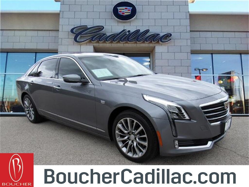 2018 Cadillac CT6 3.0L Twin Turbo Premium Luxury Waukesha  WI