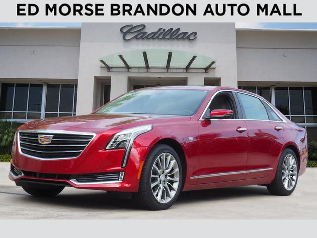 2018 Cadillac CT6 3.6L Luxury Delray Beach FL
