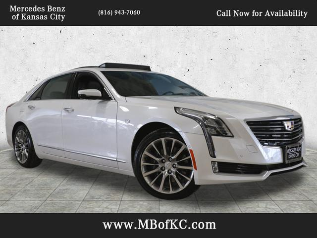 2018 Cadillac CT6 3.6L Luxury Kansas City MO