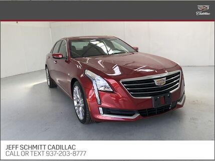 2018_Cadillac_CT6_3.6L Premium Luxury_ Dayton area OH