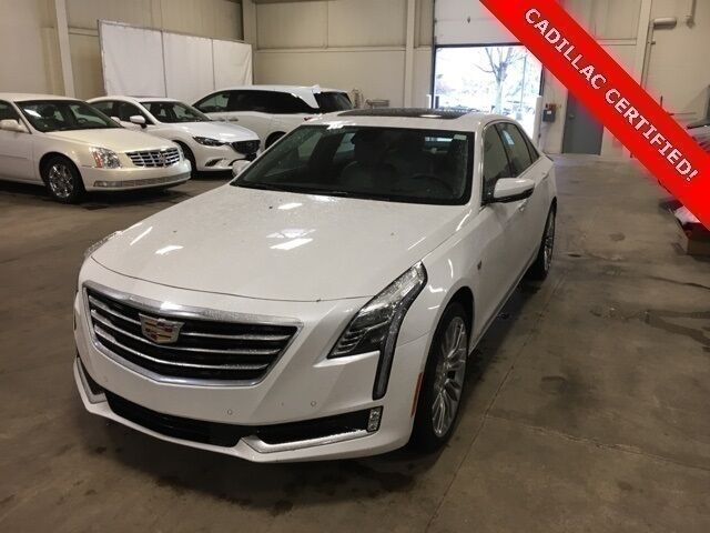 2018 Cadillac CT6 3.6L Premium Luxury Holland MI