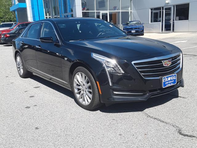 2018 Cadillac CT6 4dr Sdn 3.6L AWD Acton MA