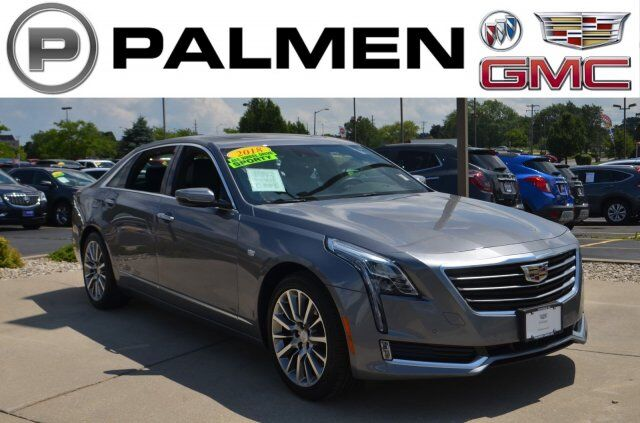 2018 Cadillac CT6 Luxury AWD Racine WI