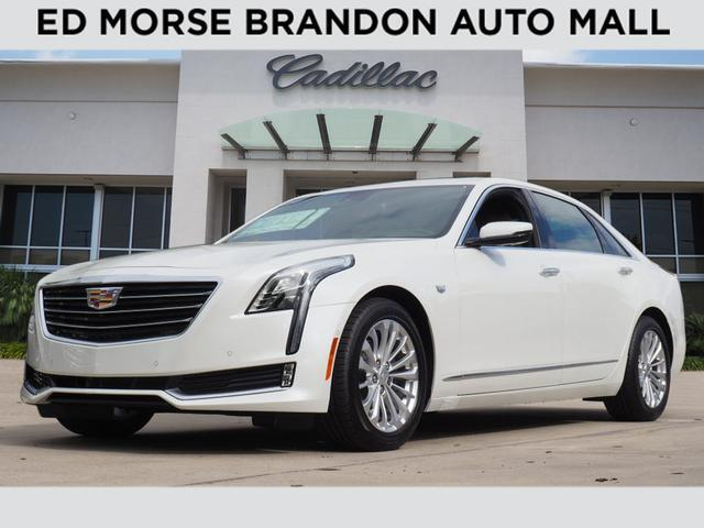2018 Cadillac CT6 Luxury RWD Delray Beach FL