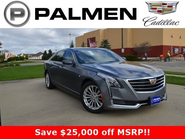 2018 Cadillac CT6 Luxury RWD Kenosha WI