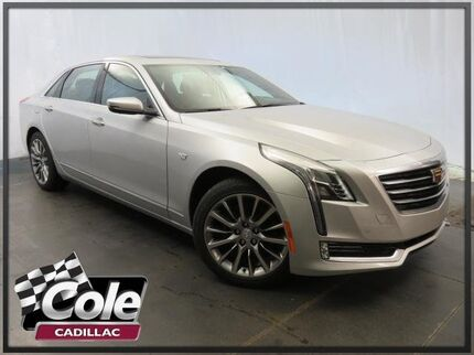 2018_Cadillac_CT6 Sedan_4dr Sdn 3.6L Luxury AWD_ Southwest MI