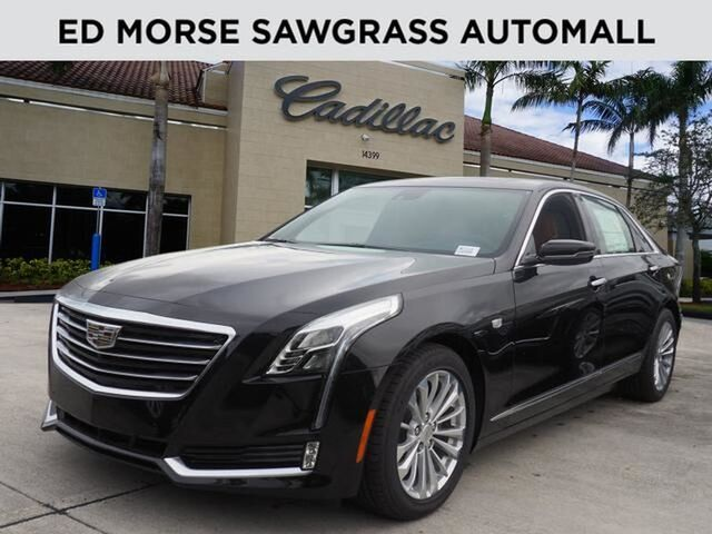 2018 Cadillac CT6 Sedan PLUG-IN RWD Delray Beach FL
