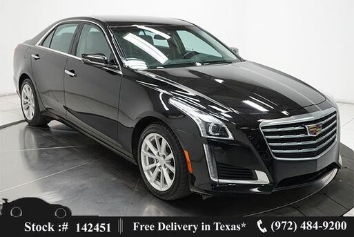 2018_Cadillac_CTS_2.0L Turbo CAM,KEY-GO,PARK ASST,17IN WHLS_ Plano TX