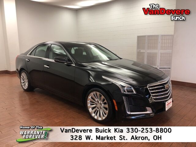 2018 Cadillac CTS 2.0L Turbo Luxury Akron OH