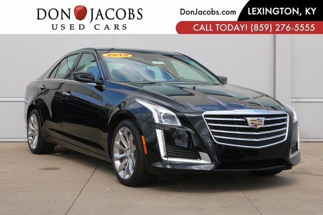 2018 Cadillac CTS 2.0L Turbo Luxury Lexington KY