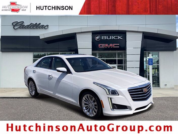 2018 Cadillac CTS 2.0L Turbo Luxury Macon GA