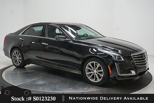 2018_Cadillac_CTS_2.0L Turbo Luxury NAV,CAM,PANO,CLMT STS,BLIND SPOT_ Plano TX