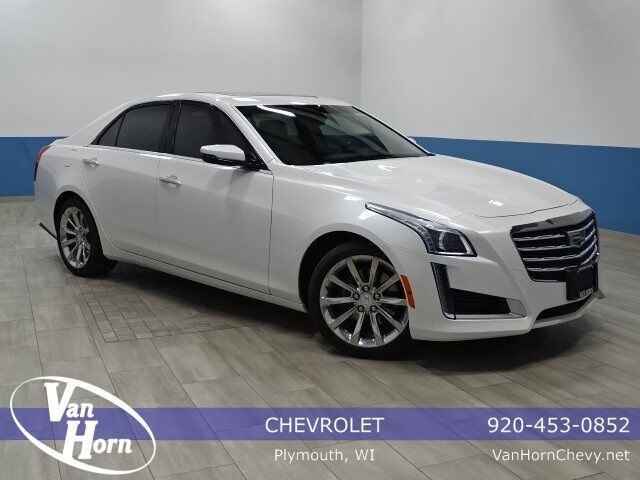 2018 Cadillac CTS 2.0L Turbo Luxury Plymouth WI