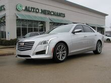 2018_Cadillac_CTS_2.0L Turbo Luxury RWD  LEATHER SEATS, BLUETOOTH AUDIO AND PHONE, NAVIGATION SYSTEM, SUNROOF_ Plano TX