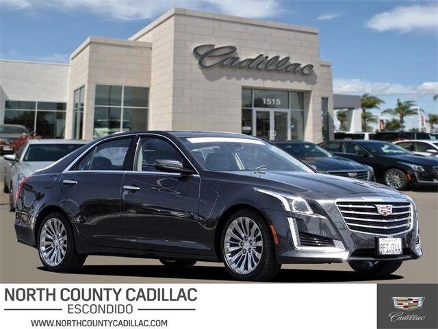 2018 Cadillac CTS 2.0L Turbo Luxury San Diego County CA