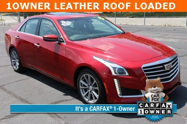 2018 Cadillac CTS 2.0L Turbo Luxury Savannah GA
